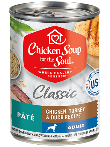 Chicken Soup For The Soul Wet Dog Food Adult Recipe