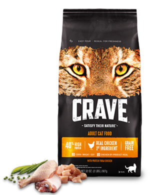 Coupons For Crave Cat Food