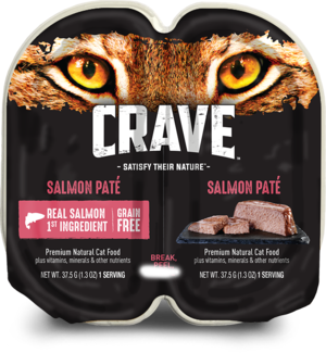 Crave Wet Cat Food Grain Free Salmon Pate