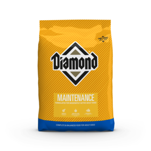Diamond Dry Dog Food Maintenance