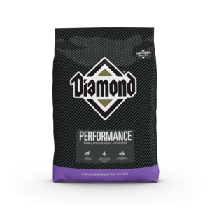 Diamond Dry Dog Food Performance