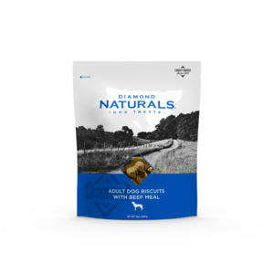 Diamond Naturals Adult Dog Biscuits With Beef Meal