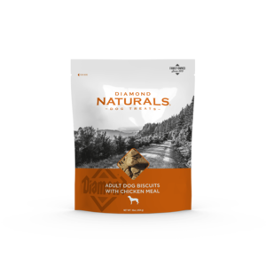 Diamond Naturals Adult Dog Biscuits With Chicken Meal