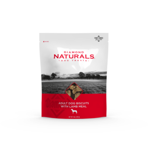 Diamond Naturals Adult Dog Biscuits With Lamb Meal