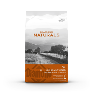 Diamond Naturals All Life Stages Chicken & Rice Formula