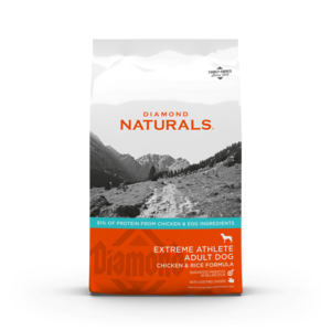 Diamond Naturals Extreme Athlete Chicken & Rice Formula For Adult Dogs