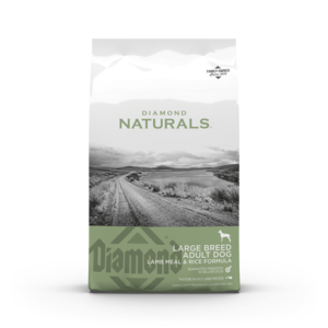 Diamond Naturals Lamb Meal & Rice Formula For Large Breed Adult Dogs