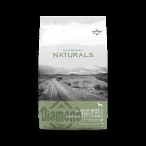 Diamond Naturals Large Breed Adult Dog Lamb Meal & Rice Formula