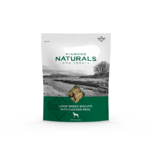 Diamond Naturals Large Breed Biscuits With Chicken Meal