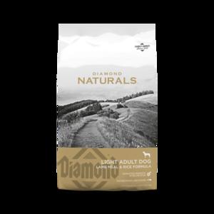 Diamond Naturals Light Adult Dog Lamb Meal & Rice Formula