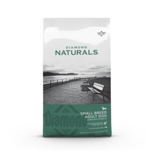 Diamond Naturals Lamb & Rice Formula For Small Breed Adult Dogs