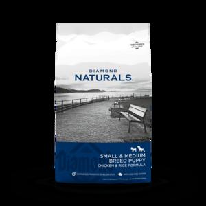 Diamond Naturals Small Breed Puppy Chicken & Rice Formula