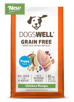 Dogswell Grain Free Chicken Recipe For Puppies