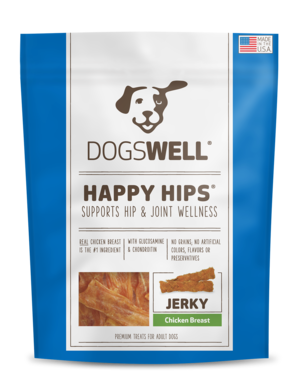 Dogswell Happy Hips Chicken Breast Jerky Treats