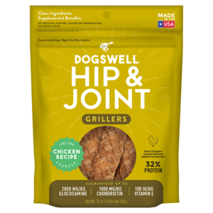Dogswell Hip & Joint Chicken Breast Grillers