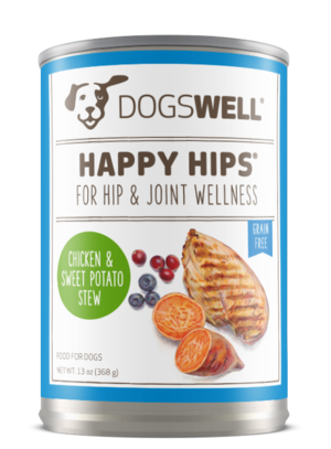 Dogswell Happy Hips Chicken & Sweet Potato Stew