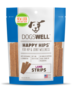 Dogswell Happy Hips Lamb Strips