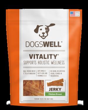Dogswell Vitality Chicken Breast Jerky Treats