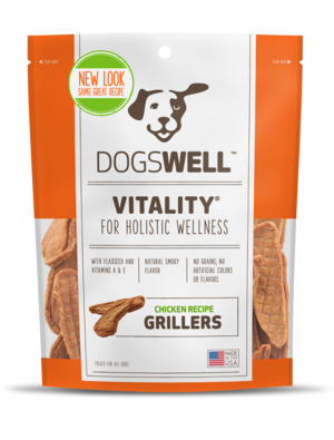 Dogswell Vitality Chicken Recipe Grillers