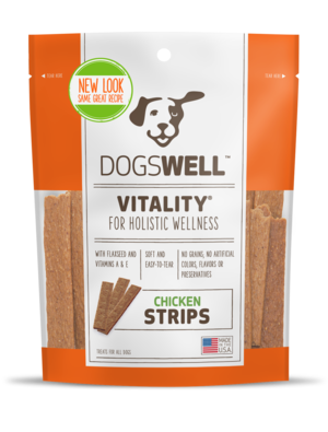 Dogswell Vitality Chicken Strips