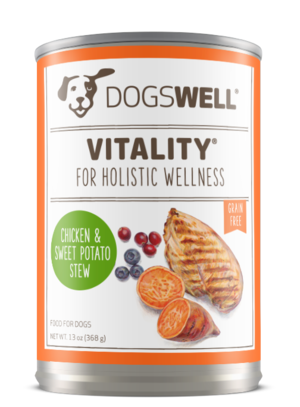 Dogswell Vitality Chicken & Sweet Potato Stew