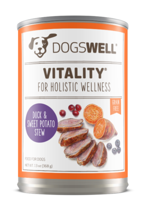 Dogswell Vitality Duck & Sweet Potato Stew