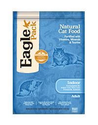 Eagle Pack Natural Cat Food Indoor Adult