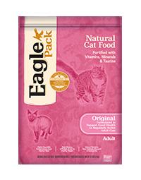 Eagle Pack Natural Cat Food Original Adult
