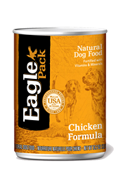 Eagle Pack Natural Dog Food (Canned) Chicken Formula
