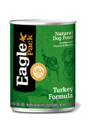 Eagle Pack Natural Dog Food (Canned) Turkey Formula
