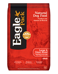 Eagle Pack Natural Dog Food Large & Giant Breed Adult