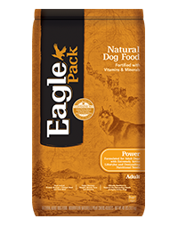 Eagle Pack Natural Dog Food Power For Adult Dogs
