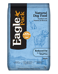 Eagle Pack Natural Dog Food Reduced Fat For Adult Dogs