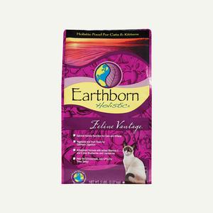 Earthborn Holistic Dry Cat Food Feline Vantage