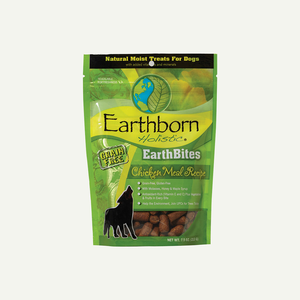 Earthborn Holistic EarthBites Chicken Meal Recipe