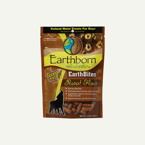 Earthborn Holistic EarthBites Peanut Flavor