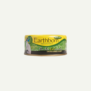 Earthborn Holistic Grain Free Canned Chicken Catcciatori