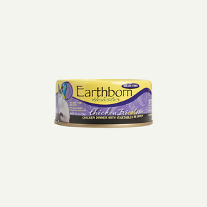 Earthborn Holistic Grain Free Canned Chicken Fricatssee