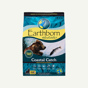 Earthborn Holistic Grain Free Coastal Catch