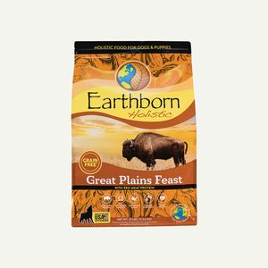 Earthborn Holistic Grain Free Great Plains Feast