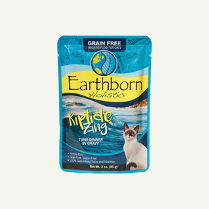 Earthborn Holistic Grain Free Pouch Riptide Zing