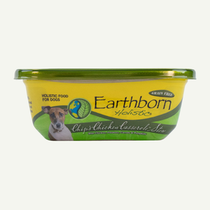 Earthborn Holistic Grain Free Stew Chip's Chicken Casserole