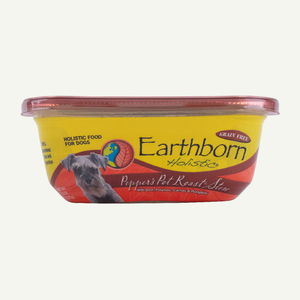 Earthborn Holistic Grain Free Stew Pepper's Pot Roast