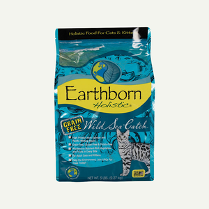 Earthborn Holistic Grain Free Wild Sea Catch