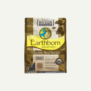 Earthborn Holistic Oven-Baked Dog Treats Chicken Meal Recipe