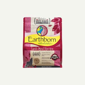 Earthborn Holistic Oven-Baked Dog Treats Lamb Meal Recipe