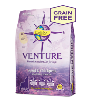 Earthborn Holistic Venture Squid & Chickpeas