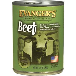 Evanger's Heritage Classic Beef