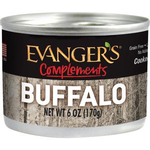 Evanger's Grain Free Buffalo