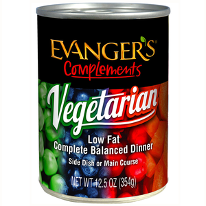 Evanger's Low Fat Vegetarian